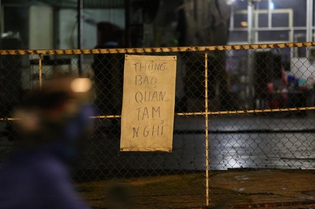 Nhà hàng, phòng gym, salon tóc, quán nhậu,... ở Sài Gòn đồng loạt đóng cửa theo chỉ thị để phòng dịch Covid-19 - Ảnh 19.