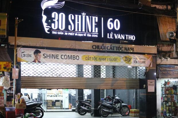 Nhà hàng, phòng gym, salon tóc, quán nhậu,... ở Sài Gòn đồng loạt đóng cửa theo chỉ thị để phòng dịch Covid-19 - Ảnh 5.