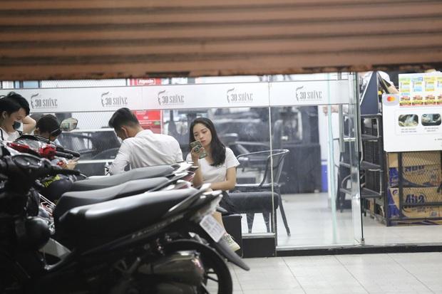 Nhà hàng, phòng gym, salon tóc, quán nhậu,... ở Sài Gòn đồng loạt đóng cửa theo chỉ thị để phòng dịch Covid-19 - Ảnh 6.