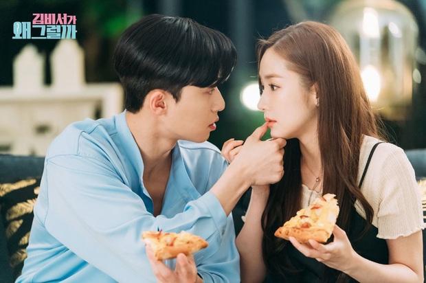 Cảnh giường chiếu dữ dội của Park Seo Joon và Park Min Young ở Thư Kí Kim được hùng hổ đào mộ, cán mốc 50 triệu view - Ảnh 7.