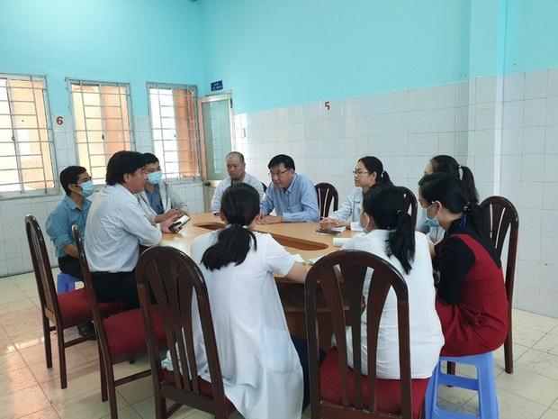 Truy tìm khẩn những người khám tại 1 phòng khám ở quận Tân Phú, TP HCM - Ảnh 1.