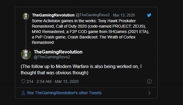 4 tựa game Call of Duty đồng loạt ra mắt trong thời gian tới - Ảnh 2.