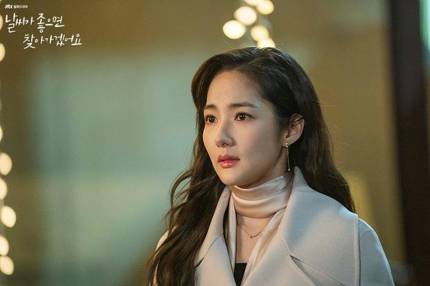 4 kiểu rớt liêm sỉ của Park Min Young ở Trời Đẹp Em Sẽ Đến: Mở miệng là hỏi Seo Kang Joon, ghen ra mặt khi crush bị vệ tinh tiếp cận - Ảnh 7.