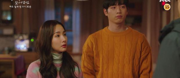 4 kiểu rớt liêm sỉ của Park Min Young ở Trời Đẹp Em Sẽ Đến: Mở miệng là hỏi Seo Kang Joon, ghen ra mặt khi crush bị vệ tinh tiếp cận - Ảnh 8.