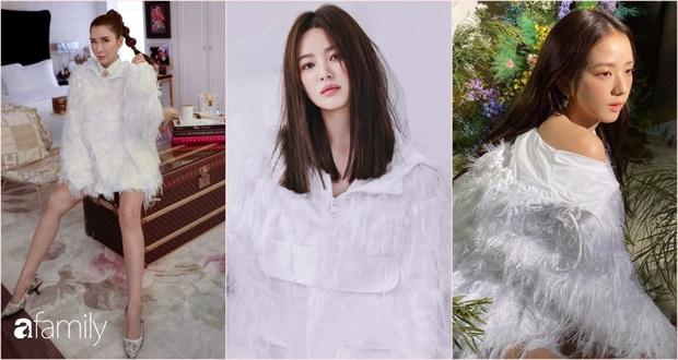 Bà hoàng Hermès đối đầu trực tiếp với Song Hye Kyo và Jisoo, chứng minh bức ảnh tỏa ra mùi tiền là có thật - Ảnh 7.