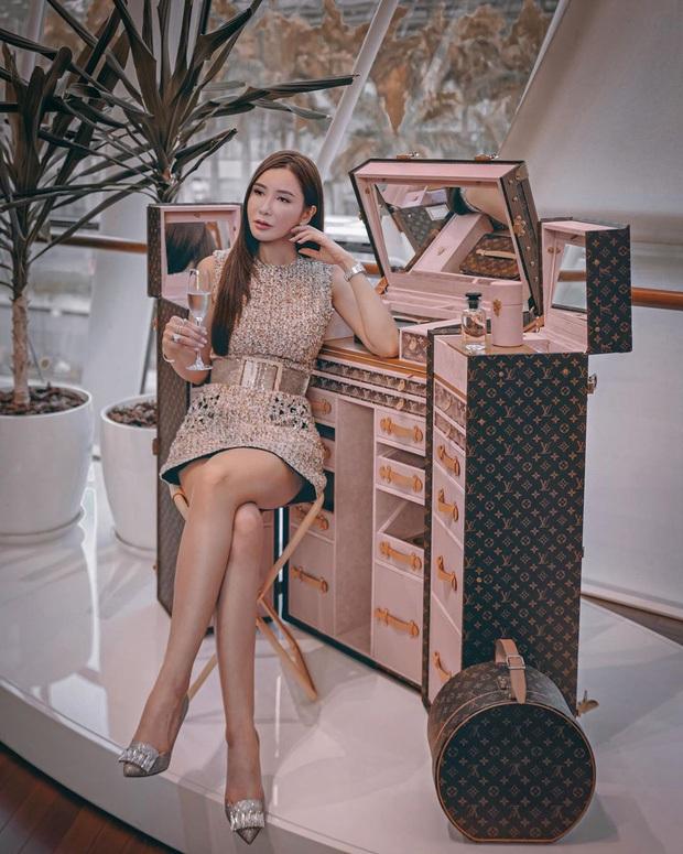 Bà hoàng Hermès đối đầu trực tiếp với Song Hye Kyo và Jisoo, chứng minh bức ảnh tỏa ra mùi tiền là có thật - Ảnh 8.