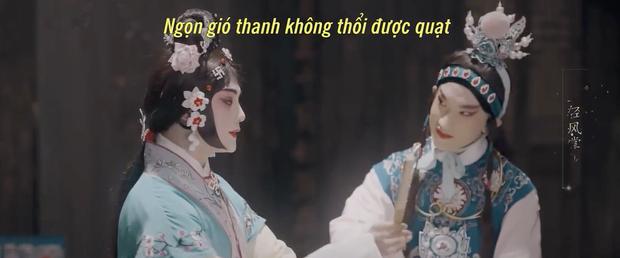 Bị hại trên sân khấu, bạn trai Huỳnh Hiểu Minh cho đối thủ nếm mùi bản lĩnh diva ở Bên Tóc Mai Không Phải Hải Đường Hồng - Ảnh 4.