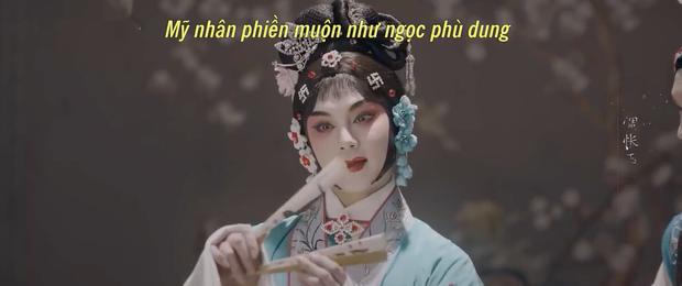 Bị hại trên sân khấu, bạn trai Huỳnh Hiểu Minh cho đối thủ nếm mùi bản lĩnh diva ở Bên Tóc Mai Không Phải Hải Đường Hồng - Ảnh 5.