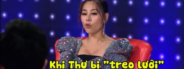 Hột vịt còn có thể lộn chứ sao Việt mà nói lộn trên gameshow thì không yên với đồng nghiệp rồi! - Ảnh 2.