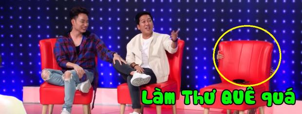 Hột vịt còn có thể lộn chứ sao Việt mà nói lộn trên gameshow thì không yên với đồng nghiệp rồi! - Ảnh 3.