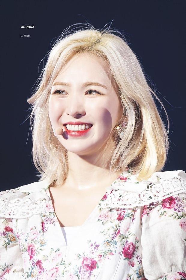 """Idol có tiềm năng solo trong mắt fan: Wendy (Red Velvet) tương lai thành """"Taeyeon thứ 2"""", center được SM """"o bế"""" mang khí chất của G-Dragon? - Ảnh 1."""