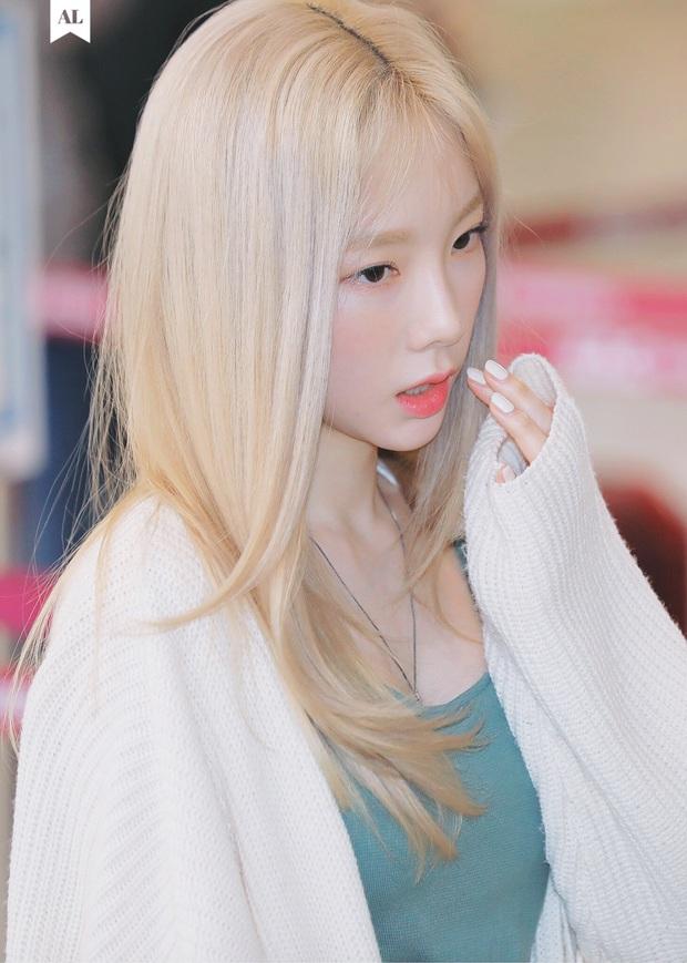 Điểm danh 6 nàng công chúa tóc vàng đẹp nhất Kbiz: Khí chất, nhan sắc thăng hạng vù vù chính là nhờ mái tóc? - Ảnh 8.