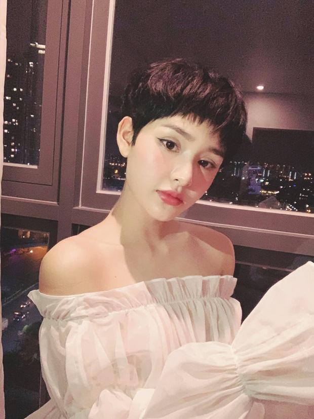 Mỹ nhân Vbiz khiến netizen hoảng hốt vì mặt sưng phồng: Diệp Lâm Anh thành bản sao Park Bom, Hiền Hồ bị nghi dao kéo - Ảnh 4.