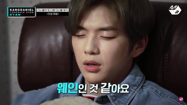 Trải nghiệm thuật thôi miên, Kang Daniel khiến khán giả nổi da gà khi bàn về cái chết ở kiếp trước - Ảnh 2.
