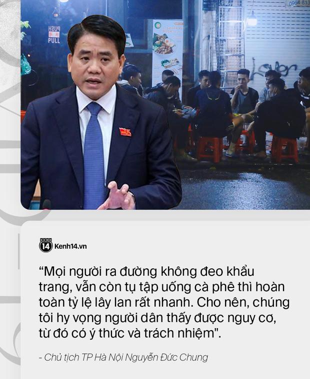 """Chủ tịch HN: """"Cửa an toàn đang khép lại, nhưng vẫn còn cơ hội nếu người dân đồng lòng thực hiện nghiêm túc cách ly, ở nhà để không cho điều kiện dịch bệnh lây lan"""" - Ảnh 5."""