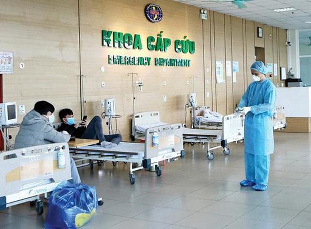 Chủ quán ăn ở Hà Nội nấu hàng trăm suất cơm, chè miễn phí cho những y bác sỹ đang gồng mình chống dịch Covid-19 tại BV bệnh Nhiệt đới TW - Ảnh 1.
