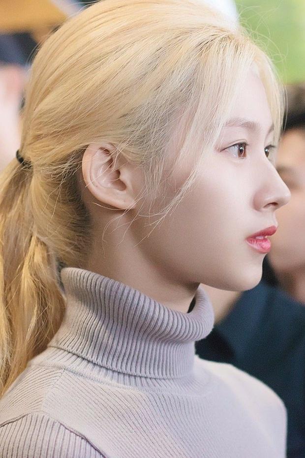 Điểm danh 6 nàng công chúa tóc vàng đẹp nhất Kbiz: Khí chất, nhan sắc thăng hạng vù vù chính là nhờ mái tóc? - Ảnh 19.