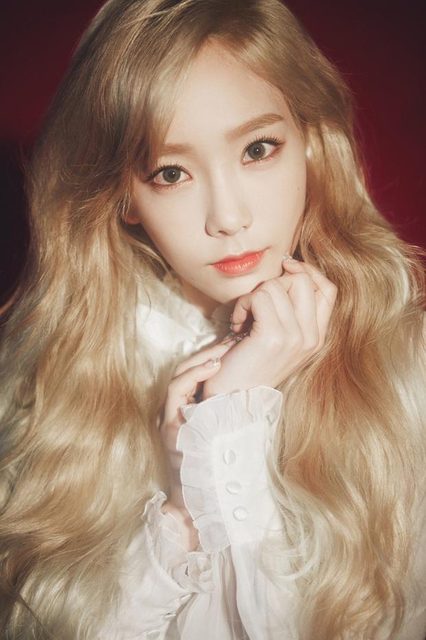 Điểm danh 6 nàng công chúa tóc vàng đẹp nhất Kbiz: Khí chất, nhan sắc thăng hạng vù vù chính là nhờ mái tóc? - Ảnh 6.