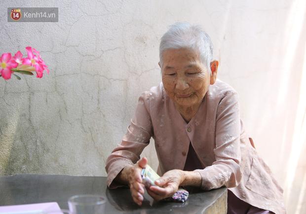 Gặp mẹ Việt Nam Anh hùng tặng hết tiền dành dụm để chống dịch: Hồi xưa mẹ nuôi bộ đội đánh Mỹ, giờ mẹ giúp nhà nước thắng giặc vi rút - Ảnh 4.