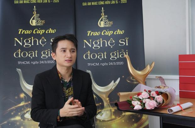 Cống hiến 2020: Hoàng Thùy Linh lập cú poker lịch sử với 4 giải thưởng, AMEE trở thành Nghệ sĩ mới xuất sắc của năm với số điểm tuyệt đối - Ảnh 6.