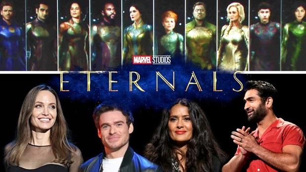 """Marvel nhăm nhe giới thiệu """"át chủ bài"""" X-Men vào vũ trụ qua The Eternals, đội Avengers sắp đi đời nhà ma? - Ảnh 3."""