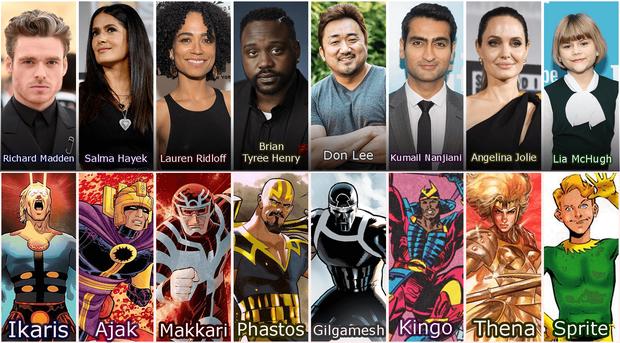 """Marvel nhăm nhe giới thiệu """"át chủ bài"""" X-Men vào vũ trụ qua The Eternals, đội Avengers sắp đi đời nhà ma? - Ảnh 7."""