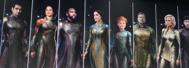 """Marvel nhăm nhe giới thiệu """"át chủ bài"""" X-Men vào vũ trụ qua The Eternals, đội Avengers sắp đi đời nhà ma? - Ảnh 10."""