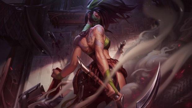Chiêm ngưỡng vẻ nóng bỏng chết người của cô nàng cosplayer người Hàn Quốc khi hóa thân vào sát thủ đơn độc Akali - Ảnh 1.