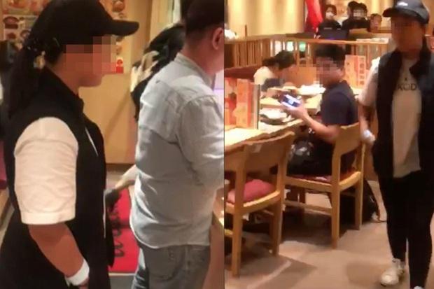 Phẫn nộ nữ du học sinh đang cách ly vẫn trốn đi ăn nhà hàng ở Hong Kong - Ảnh 1.