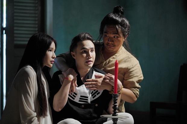 Huỳnh Lập đưa con cưng Pháp Sư Mù lên chiếu mạng, ủng hộ phong trào ở nhà phòng dịch - Ảnh 3.