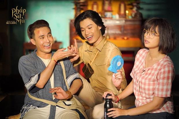 Huỳnh Lập đưa con cưng Pháp Sư Mù lên chiếu mạng, ủng hộ phong trào ở nhà phòng dịch - Ảnh 4.