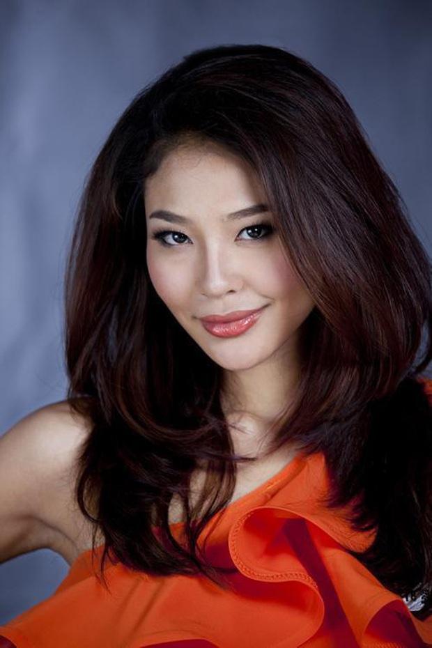 Tiểu tam nức tiếng Trung Quốc: Trắng trợn giật bồ ân sư Naomi Campell, trả giá bằng sự nghiệp Hoa hậu lụi tàn - Ảnh 2.