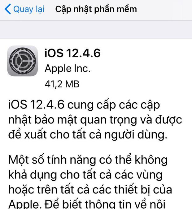 Ra mắt đã 6-7 năm, iPhone 5s và iPhone 6 lại vừa được Apple cập nhật iOS mới - Ảnh 1.