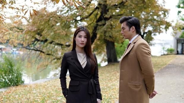 Tình Yêu Và Tham Vọng: Drama thương trường căng đét từ tập 1 nhưng diễn xuất phải chờ thêm cho rõ - Ảnh 4.
