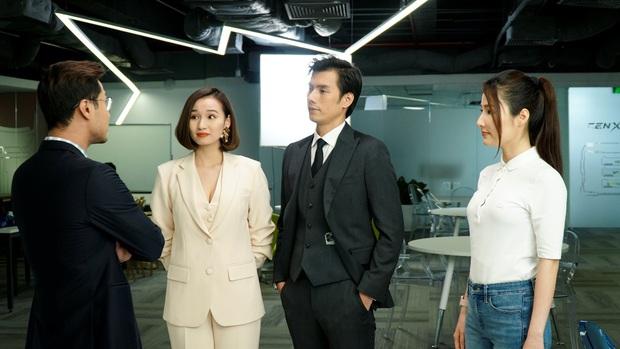 Tình Yêu Và Tham Vọng: Drama thương trường căng đét từ tập 1 nhưng diễn xuất phải chờ thêm cho rõ - Ảnh 6.