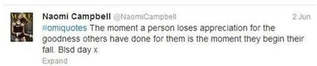 Tiểu tam nức tiếng Trung Quốc: Trắng trợn giật bồ ân sư Naomi Campell, trả giá bằng sự nghiệp Hoa hậu lụi tàn - Ảnh 11.