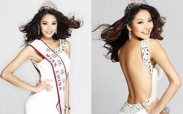 Tiểu tam nức tiếng Trung Quốc: Trắng trợn giật bồ ân sư Naomi Campell, trả giá bằng sự nghiệp Hoa hậu lụi tàn - Ảnh 3.