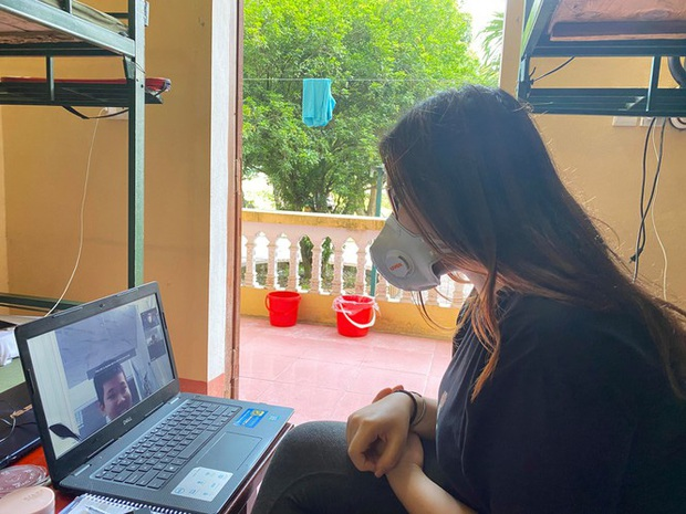 Tâm sự du học sinh làm 'cô giáo online' trong khu cách ly - Ảnh 3.