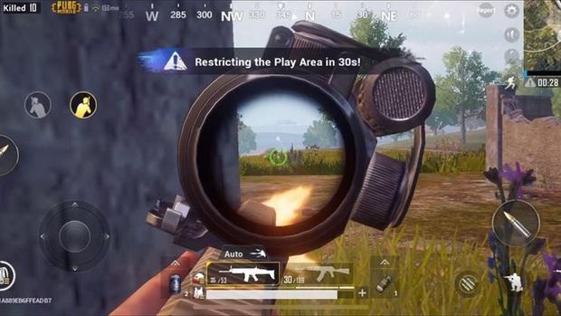 PUBG Mobile: Những mẹo hay giúp giảm độ giật của súng hiệu quả nhất - Ảnh 5.