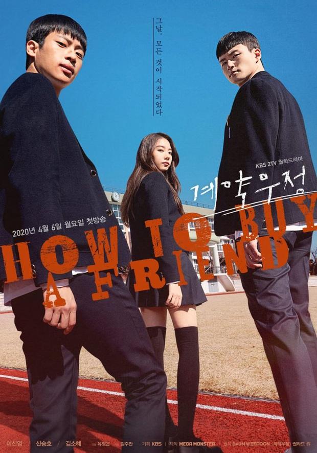 """Phim Hàn tháng 4: Lee Min Ho chính thức tái xuất có chắc chắn áp đảo """"chị đại"""" Lee Bo Young và dàn nam thần mới nổi? - Ảnh 5."""