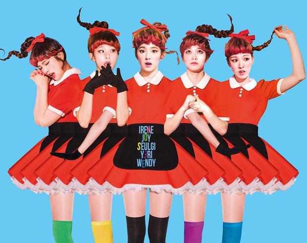"""Năm hoàng kim của SM với loạt gà chiến: SNSD lấy lại phong độ sau khi mất thành viên, Red Velvet vụt sáng còn EXO vững ngôi """"ông hoàng"""" - Ảnh 22."""