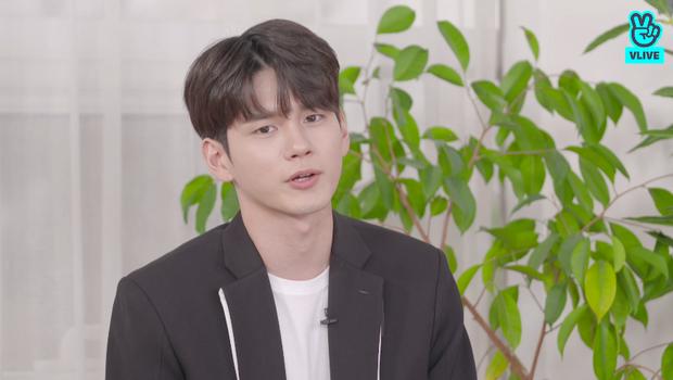 Ong Seong Woo (Wanna One) chính thức ra mắt mini album đầu tay, tiết lộ lý do giữ kín bí mật mọi khâu cho đến phút chót - Ảnh 1.