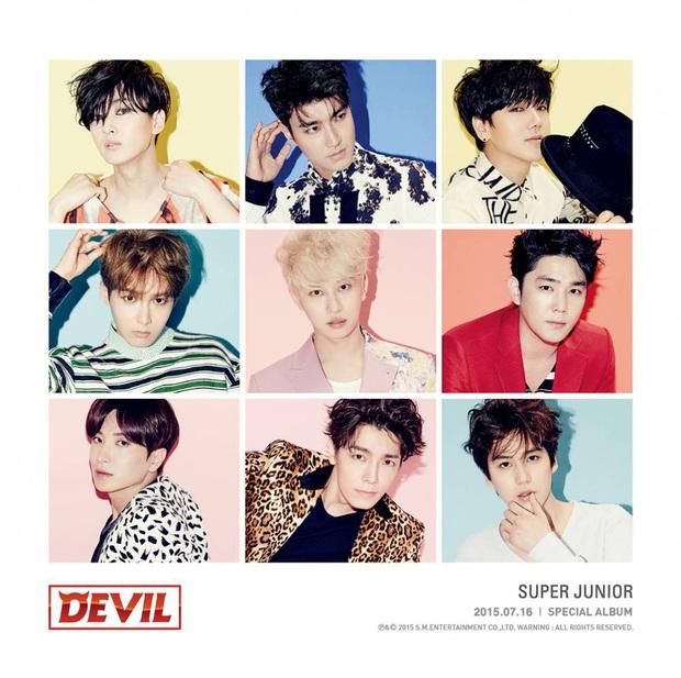 """Năm hoàng kim của SM với loạt gà chiến: SNSD lấy lại phong độ sau khi mất thành viên, Red Velvet vụt sáng còn EXO vững ngôi """"ông hoàng"""" - Ảnh 17."""