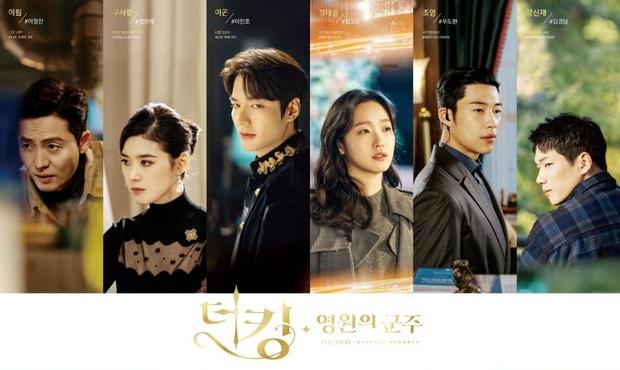 """Phim Hàn tháng 4: Lee Min Ho chính thức tái xuất có chắc chắn áp đảo """"chị đại"""" Lee Bo Young và dàn nam thần mới nổi? - Ảnh 10."""