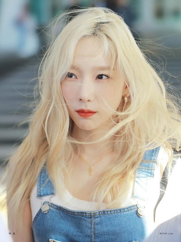 Điểm danh 6 nàng công chúa tóc vàng đẹp nhất Kbiz: Khí chất, nhan sắc thăng hạng vù vù chính là nhờ mái tóc? - Ảnh 7.