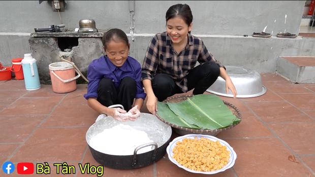 Vừa làm món chông chênh vừa đọc thành ngữ nhưng bà Tân lại đọc sai bét câu thành ngữ Việt Nam quen thuộc - Ảnh 2.