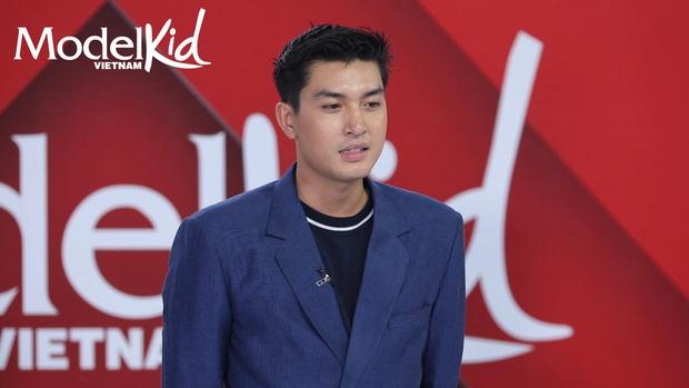 Model Kid: Quang Đại bất ngờ lên tiếng, Hương Ly đỏ hoe mắt, các thí sinh nhí ôm mặt lo lắng - Ảnh 4.