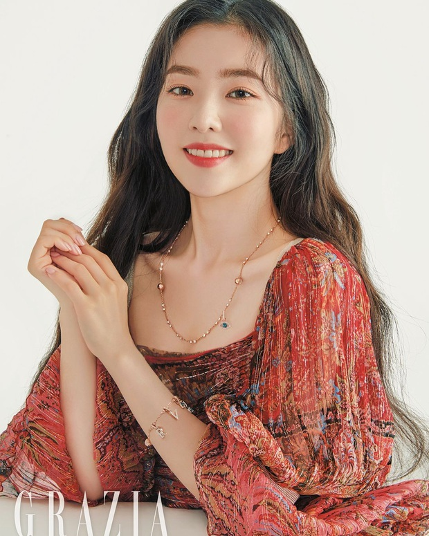 Tổ hợp ghép mặt gây sốt MXH: 2 nữ thần Jisoo - Irene kết hợp lại không bằng Jennie - Irene, nhưng ảnh cuối mới bất ngờ - Ảnh 6.