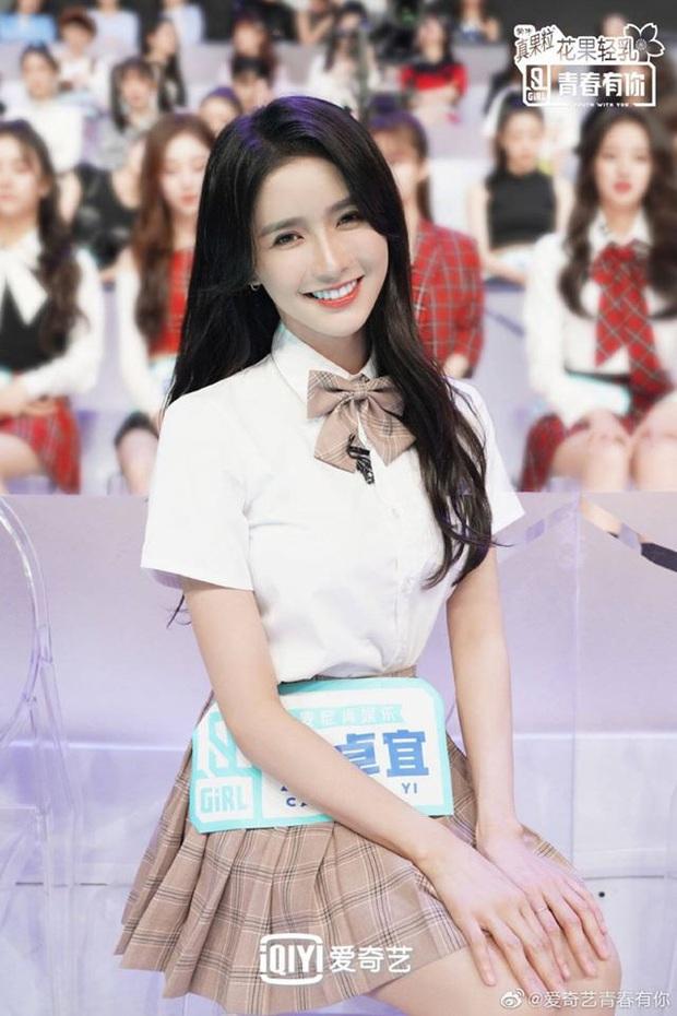 Tưởng chỉ có Mai Ngô, Heechul hồi hộp mới... mắc đi vệ sinh, ai dè mỹ nhân show thực tế Trung Quốc cũng vậy! - Ảnh 5.