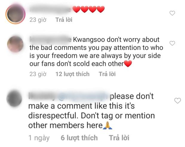 Biến căng: Fan cãi nhau vì Lee Kwang Soo bỏ follow Jeon So Min, Song Ji Hyo ngồi không cũng bị vạ lây - Ảnh 9.